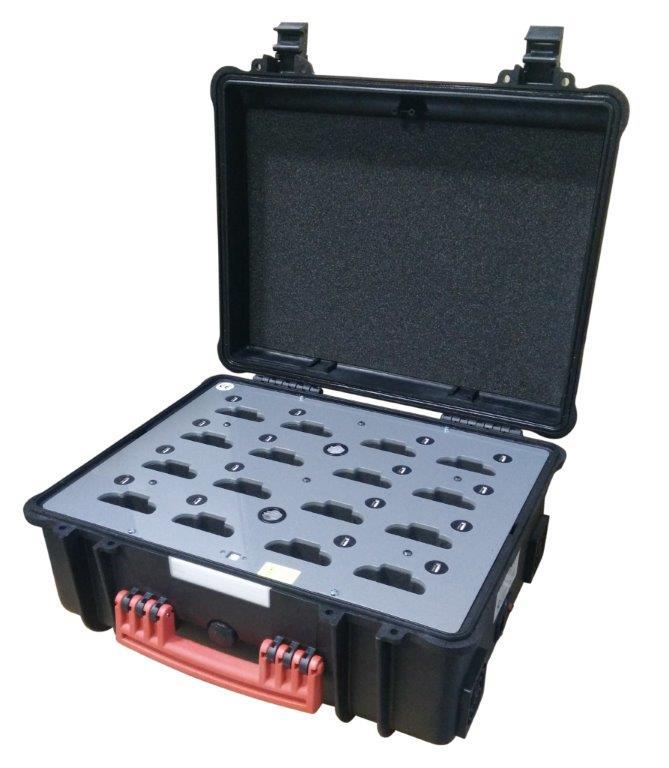 iNsync Universal 16S Transportkoffer für Mini Devi