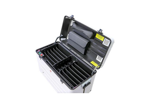 ILLTEC Notebookkoffer mit WOL-Möglichkeit